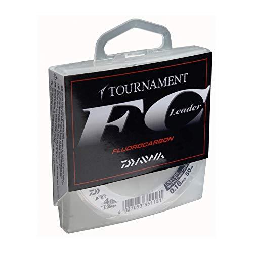 Daiwa Tournament FC 0.20mm 50m Fluorocarbon Schnur transparent