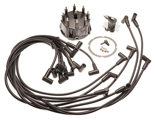 Titan 757 Performance Ignition Tune Up Kit for Mercruiser V8 5.0 5.7 Thunderbolt 84-816608Q61 805759Q3
