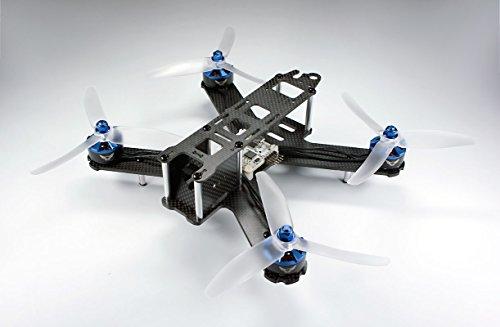 Flyingfolk QAV 210 Quadcopter Frame Twilled Carbon