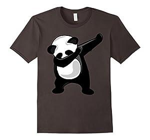 Dabbing Panda T-Shirt - Giant Panda Bear Dab Dance Tee Shirt
