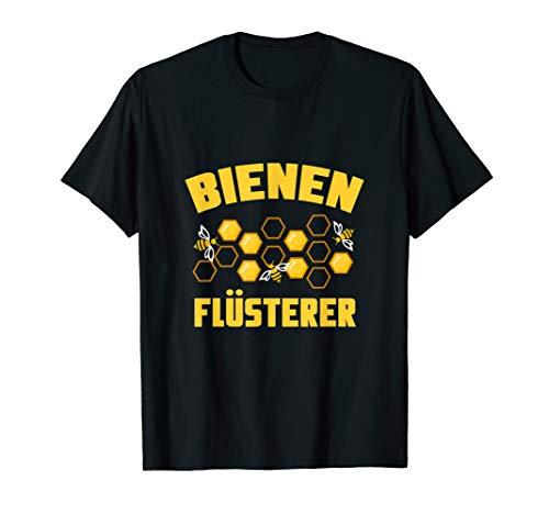 Geschenk für Imker Bienenzüchter T-Shirt Bienen Flüsterer T-Shirt