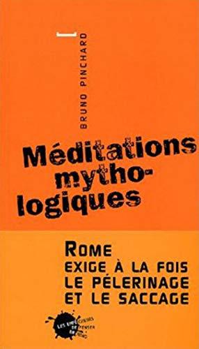 Méditations mythologiques