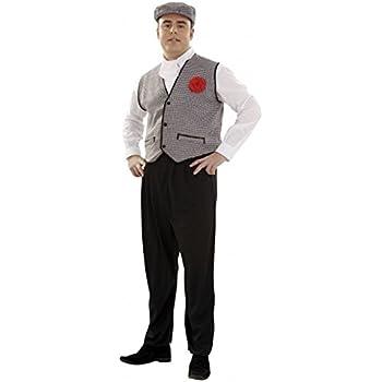 Disfraz de Madrileño para hombre talla 60: Amazon.es: Juguetes y ...
