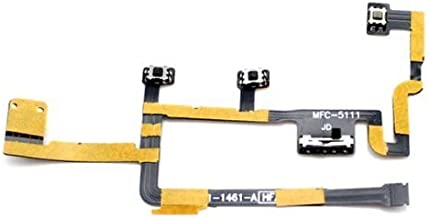 Genuine New Power On Off Flex Cable for iPad 2 Wi-Fi EMC 2560 (2012 New Version)