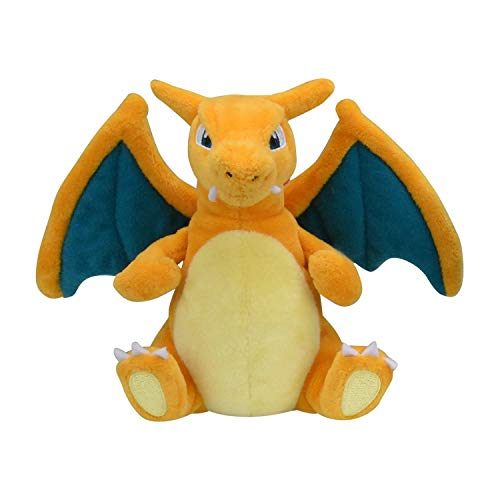 Charizard de Peluche #006 Pokémon Fit Official Gotta Catch 'Em All!