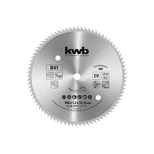KWB 5841-11 Handkreissägeblatt, CV