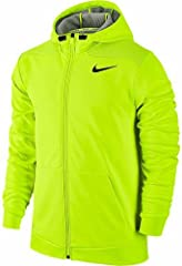 Nike Dri-FIT Camiseta Función de Manga Larga Color Verde para Niños