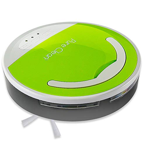 Discover Bargain Smart Robot Vacuum Sweeper Cleaner - Automatic Multisurface Bagless Floor Cleaner w...