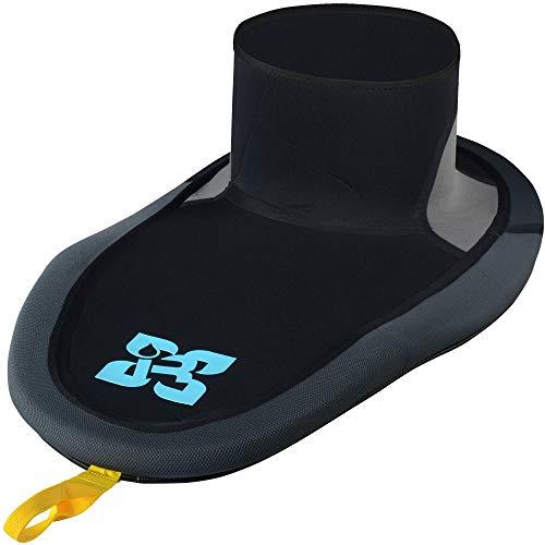 Immersion Research Women's J-Lo Kayak Spray Skirt-LDeck-L/Tunnel