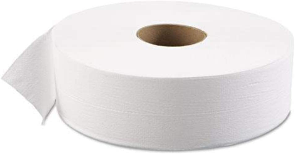 BWK6103 Sale SALE% OFF - White JRT Jumbo 12quot; Popular brand in the world 1-Ply Tissue Toilet