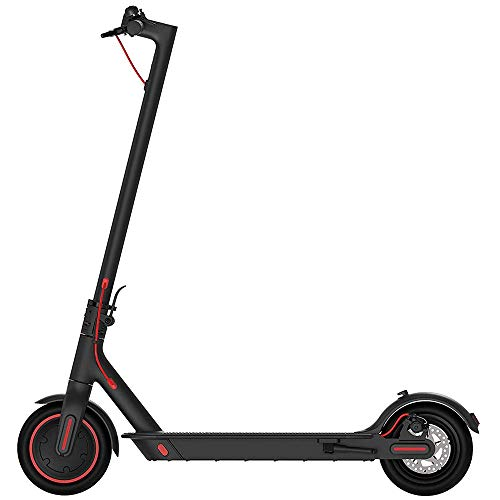 Xiaomi Mi Electric Scooter Pro Folding Electric Scooter, 45 Km of Autonomy, Speed ​​up to 25 Km / h, Italian Version, Black