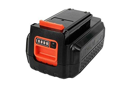 PowerSmart Batería de repuesto para Black & Decker BL20362 LBXR36 LBX2040, LBXR2036, LST540, LCS1240 (40 V, ion de litio)