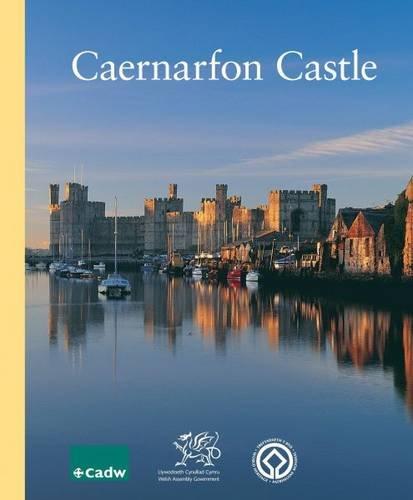 Caernarfon Castle by Arnold J. Taylor (2004-05-04)