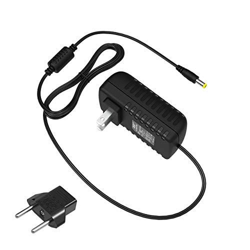 HQRP AC Adapter / Power Supply for Roland Juno-D, Juno-Di, Juno-G, Juno-Stage, JV-1010, JV-30, JV-35, JV-50 + Euro Plug Adapter
