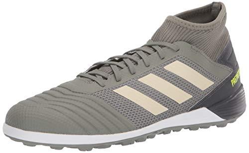 adidas Predator 19.3 TF - Botas de fútbol para Hombre, Color Rojo/marrón, Talla 40 2/3 EU, Color, Talla 39.5 EU