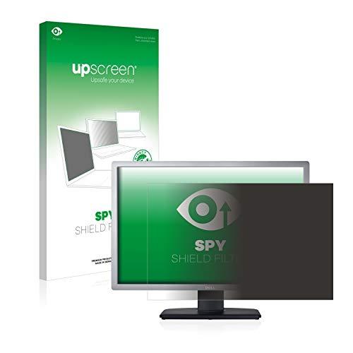 upscreen Blickschutzfilter kompatibel mit Dell Ultrasharp U2412M Privacy Filter - Anti-Spy Blickschutzfolie Sichtschutz-Folie