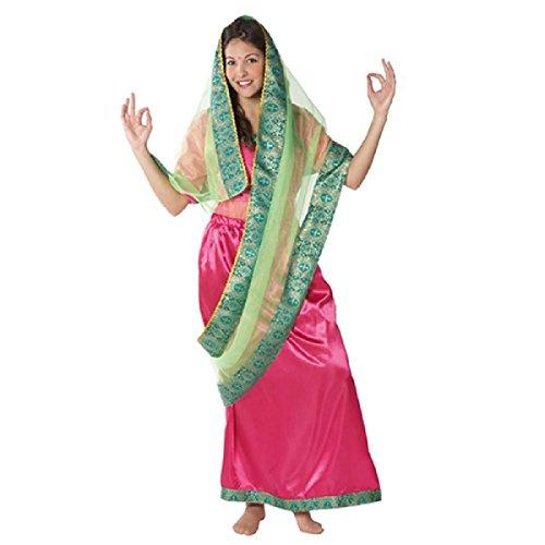 Disfraz hindú mujer. Talla 42/44.