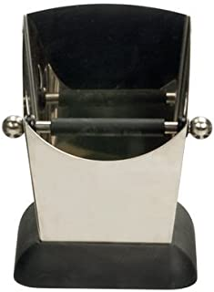 RSVP Commercial Standard Size Stainless Steel Espresso Knock Box