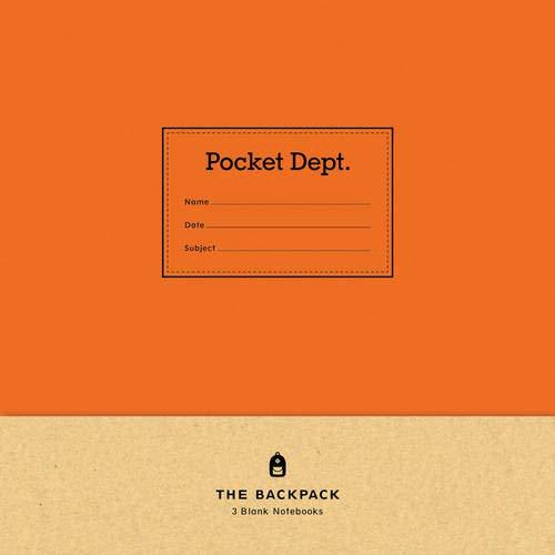 Pocket Dept: The Backpack (Pocket Depart.)