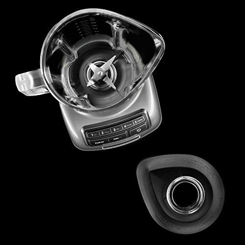 KitchenAid 5-Speed Blender RKSB1570MC, 56-Ounce, Metalic Chrome (Renewed)