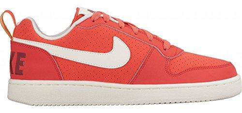 Nike 844905-800, Zapatillas de Deporte Mujer, Naranja (Ember Glow/Sail-Dark Cayenne), 40.5 EU