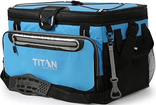 titan deep freeze 30 can cooler