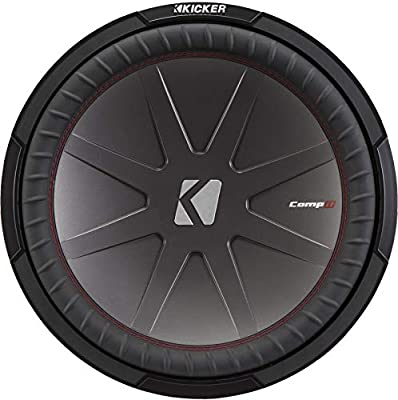 """Kicker 43CWR104 CompR 10"""" 4-Ohm Subwoofer from Kicker"""