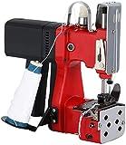 VEVOR Bag Closer Closing Machine 110V Portable Sewing Electric Stitcher GK9-890 Knitted Bag Sealing Closing Packing Machine Closer for Woven Snakeskin Bag Sack (110V)