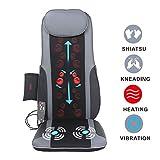 Best Massage Cushions - Sotion Shiatsu Chair Massager Back Massage Cushion Pad Review