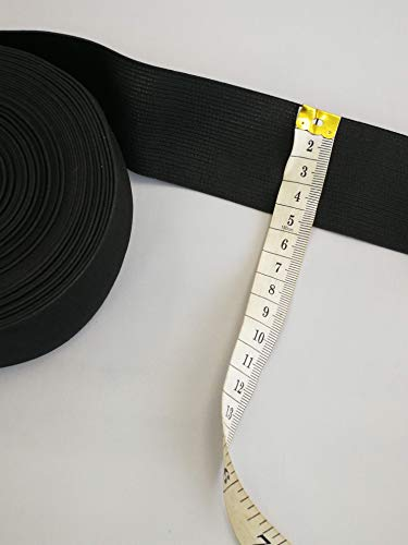 Largeur : 4,5 cm. Hold that Wig Bande élastique extensible pour perruques. Choisissez 22,9 cm, 45,7 cm ou 0,9 m de bande élastique. Pour coudre ou pour perruques.