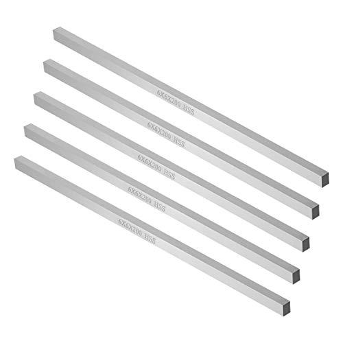 """1//4/"""" X 3//8/"""" X 4/"""" HSS Tool Bit Rectangular Lathe Fly Cutter Mill Blank"""