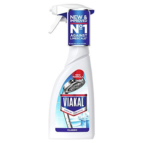 Viakal Classic Limescale Remover Spray, 500 ml