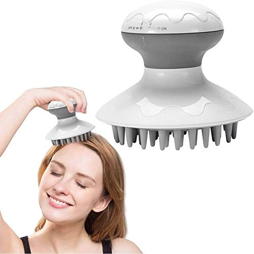 Sock Massage Bürste tragbar Antistatisch Vibration Kopf Massagegerät Clever Haar Scrubber Reinigung Bürste zum Schulter Bauch Bein Fuß Fauay