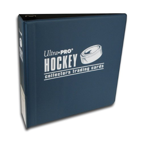 Ultra Pro 7,6 cm (3 Zoll) Blau Hockey Album