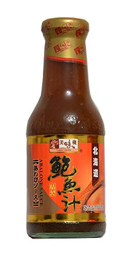 Abalone Sauce 13.4oz By Yummy House -Pack of 1