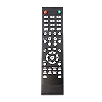 Elekpia Remote Control Compatible with Element TV ELEFW408 ELEFW328 ELEFW605 ELEFW606 ELEFW601 ELEFW231 ELEFW40C ELEFW605 ELEFW504A