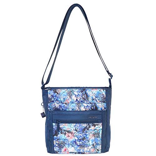 Hedgren Orva RFID Shoulder Bag, Shadow Floral Blue -  HIC370/833-10