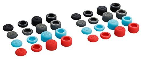 Gaminger Nintendo Switch Thumb Grip Analog Sticks Kappen Set - 32 Stück - für besseren Grip und mehr Spielspass