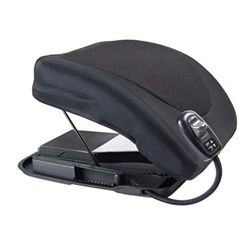FabaCare elektrische Aufstehhilfe mit Fernbedienung, Sitzlift, Aufrichthilfe,...