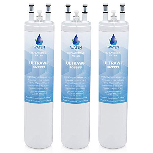 ULТRAWF Compatible Refrigerator Water Filter Replacement Pure Source Ultra-3packs