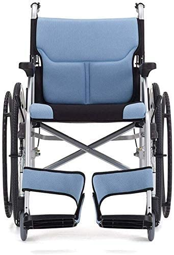 Discount is also underway JKCKHA Aluminium Colorado Springs Mall Wheelchair Self Propelled Fr PU with