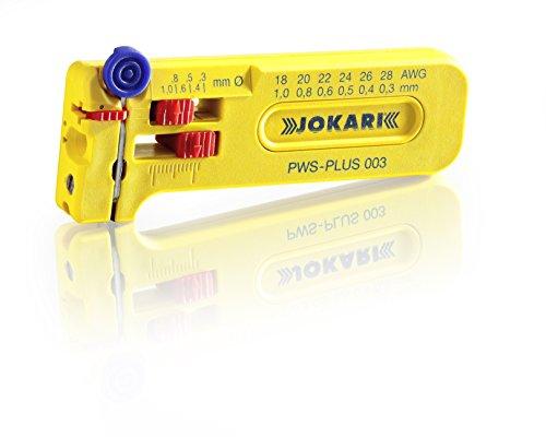 JOKARI ワイヤーストリッパー PWS-Plus 003 40026 ケーブルストリッパー