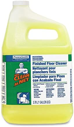 Procter & Gamble Commercial PAG02621EA Floor Cleaner, Removes Dirt, 1 Gallon