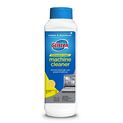 Product Image of the Glisten DM06N Dishwasher Magic Cleaner and Disinfectant, 1-Pack