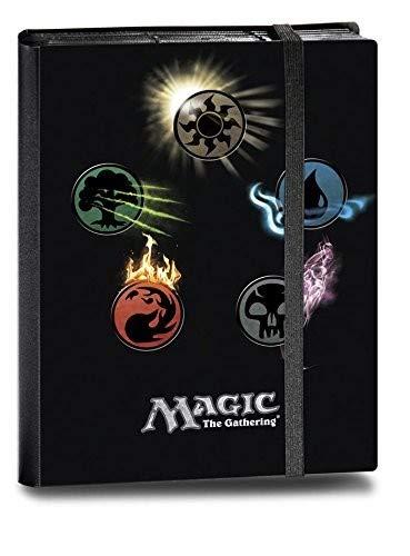 Ultra Pro Álbum para Cartas coleccionables Magic: The Gathering (ULP86103) (Importado) (UPMTGMANAPROB)