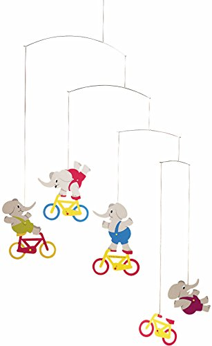 Mobile Cyclephants