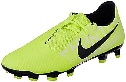Nike Phantom Venom Club FG, Zapatillas de Fútbol Unisex Adulto, Amarillo (Volt/Obsidian/Volt 717), 41 EU