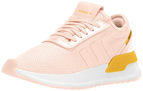 adidas Originals womens U_path X Sneaker, Icey Pink/Icey Pink/White, 9.5 US