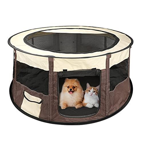 Pet Box Puppy Dog Cat Tende Pieghevole