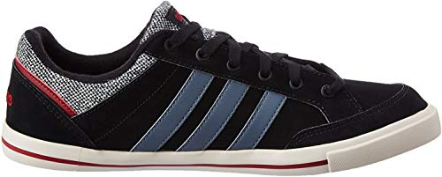 adidas AW4975, Zapatillas de Deporte Hombre, Negro (Negbas / Onix / Buruni), 40 2/3 EU
